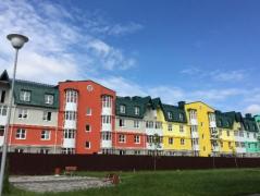 Квартал в Лесном