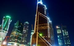 Башня Меркурий Сити